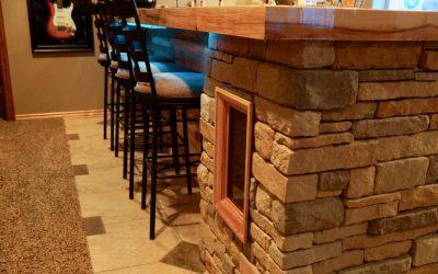 Hard Rock Bar Man Cave