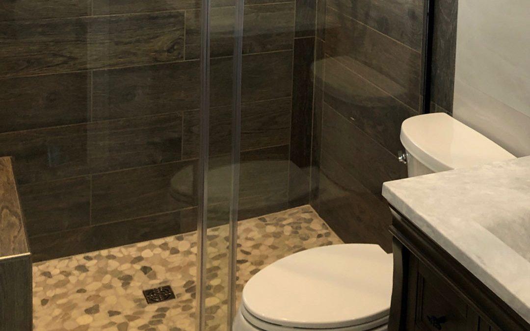A Downstairs Bath Reno