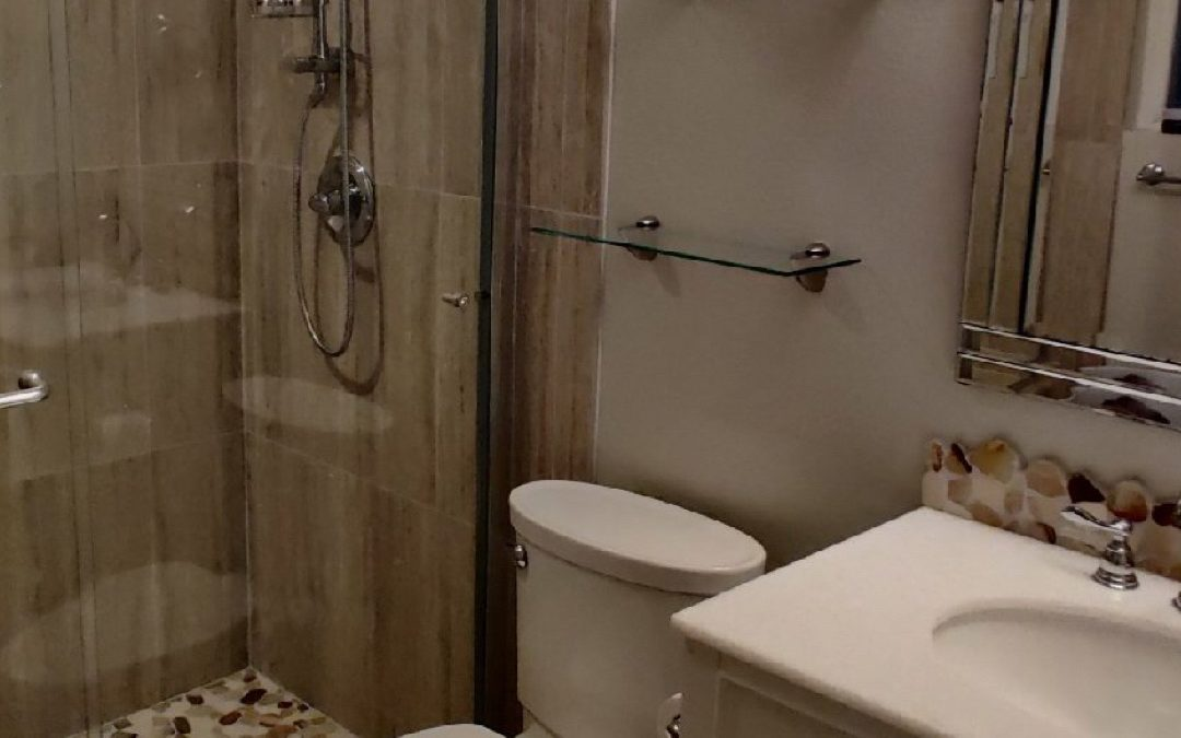 A Master Bath Upgrade