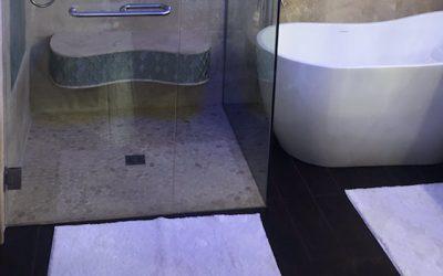 Zero Entry Bath Remodel Gallery